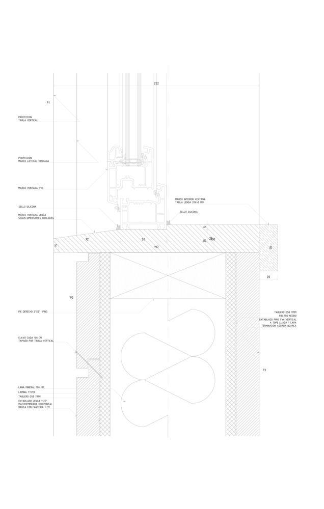 Galería de 50 Detalles constructivos de arquitectura en madera - 204