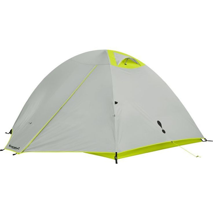 Eureka! Midori 3 Person Tent, Gray