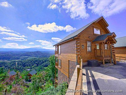 10 best images about my dream smoky mountain cabin on for 10 bedroom cabins in tennessee