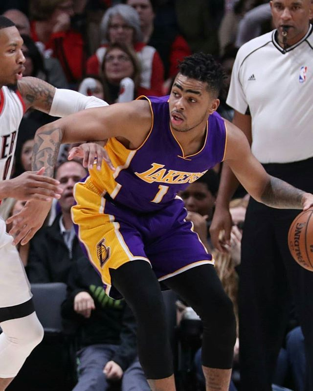 Not quite.. FINAL: 109-118  Their record is now (13-26)  Next game is tomorrow against the Miami Heat.  #la #squad #lakeshow #team #allapps #lakers #lakernation #bleedpurpleandgold #losangeles #lakerfan #future #purpleandgold #lakers4life #ball #ballislife #nba #espn  #sports