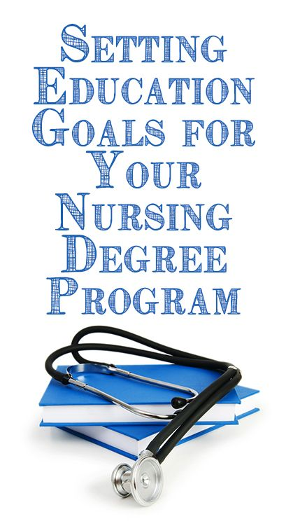 best nursing masters programs ideas rn classes  setting education goals for your nursing degree program