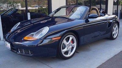 2000 Porsche Boxster For Sale