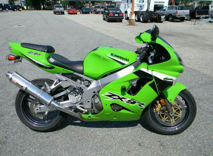 2003 Kawasaki Ninja 900