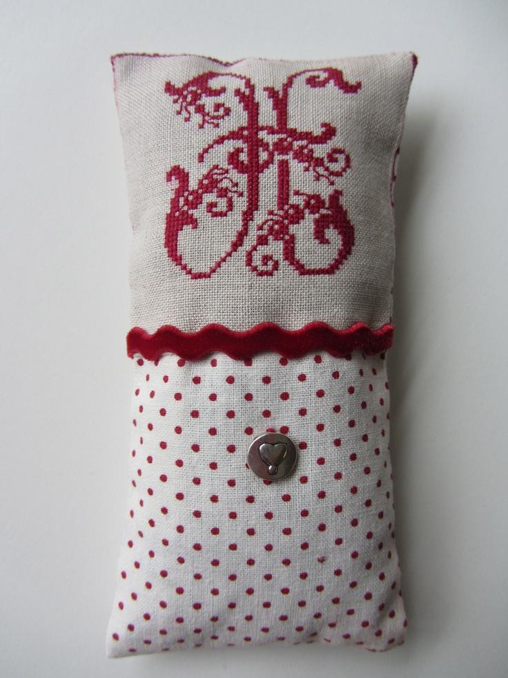 Lavender cushion for H