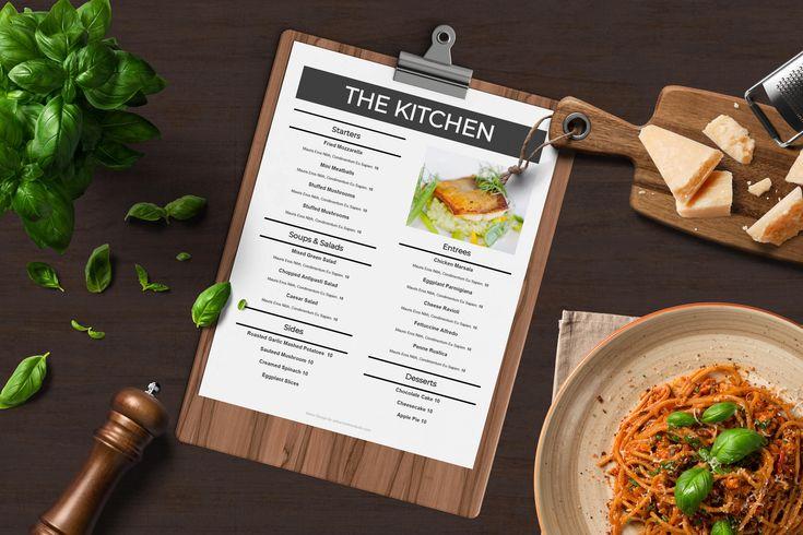 Excited to share the latest addition to my #etsy shop: Menu Template, Restaurant Menu, printable menu, editable menu, Word Menu, Google Doc Menu, microsoft word menu http://etsy.me/2Baxcfy #art #print #digital #restaurantmenu #menutemplate #easyupdate #menu #editableme