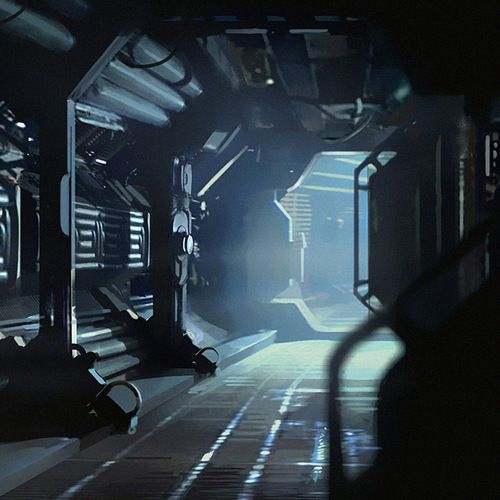 MACIEJ KUCIARA — Alien: Isolation