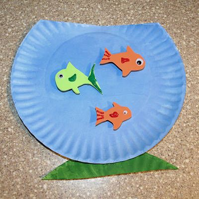 Best 25 fishbowl craft ideas on pinterest one fish two for Fish bowl craft