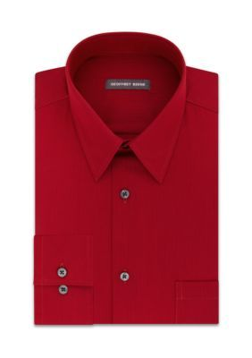 Geoffrey Beene Rouge Big  Tall Non-Iron Fitted Dress Shirt