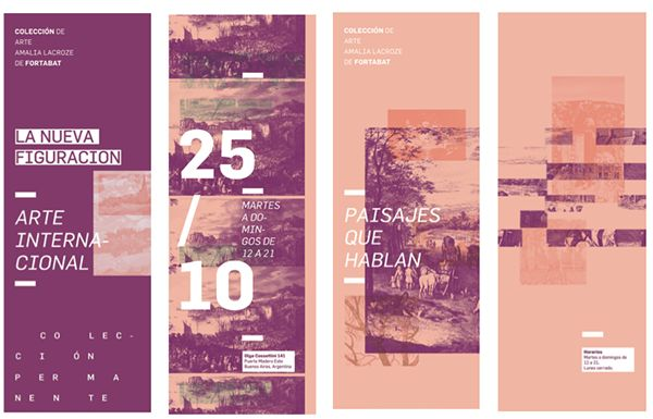 Sistema de Identidad - Colección Fortabat on Behance