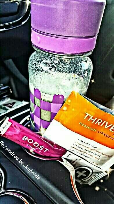 Thrive Berry Vanilla Drink! 1 a Day Keeps the Pounds Away! Since starting Thrive in Nov. 2014, I've lost 37 lbs, not by Dieting, but just by Introducing Thrive to my body. BOOST is part of the Thrive Plus Line, the Lifestyle Mix in Vanilla is Step 2 of the 3 step Thrive Supplement System. Some days I am so busy I forget to eat lunch, so instead I mix these 2 beauties together, satisfying, yummy, and quiets my afternoon sweet tooth! #Thrive #Snack #Moms #Diet