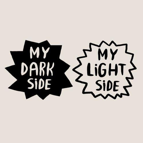 My dark side tattoo