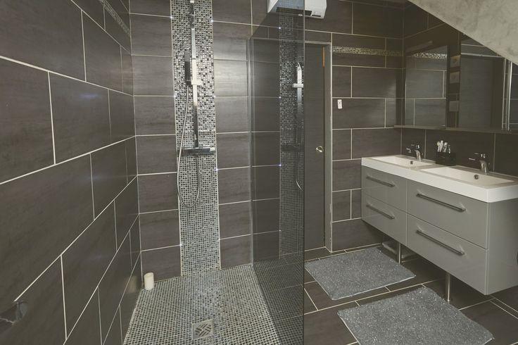 Salle de bains Gris / Argent SENSEA