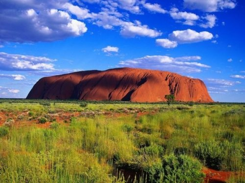 Uluru...didn't make it my 1st trip Down Under...all the more reason to venture back!