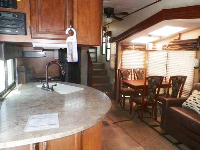 New 2013 Wildwood Grand Lodge 41 408 Loft Wildwood