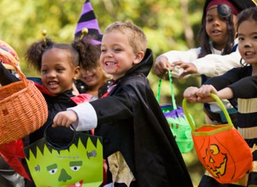 Healthy Halloween Tips for your Kids #halloween #healthy