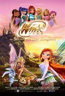 Winx Club - Salaisuuksien Linna  (DVD) 5,95