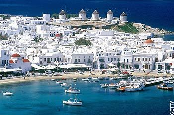 #Mykonos - #Aegean #Islands