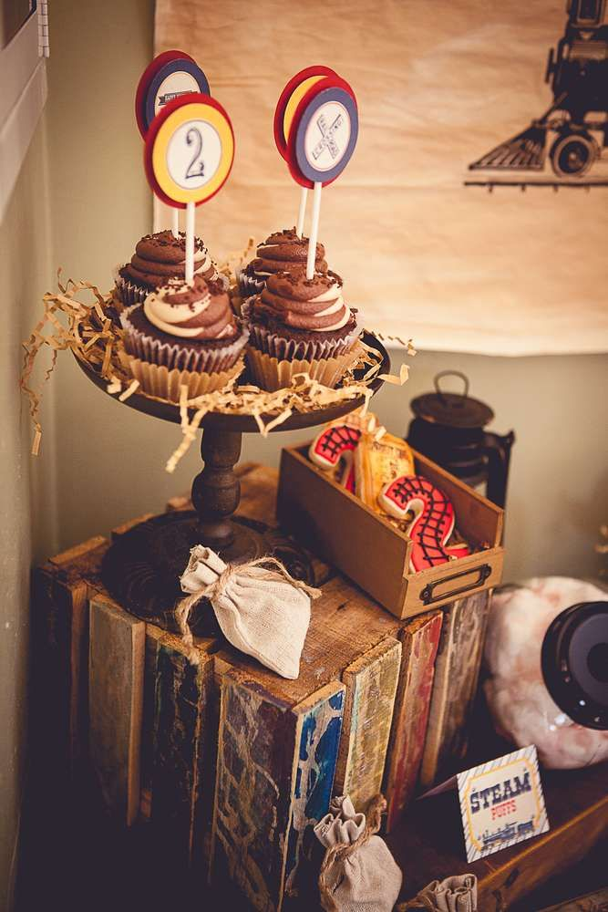 181 best images about Train Party Ideas on Pinterest