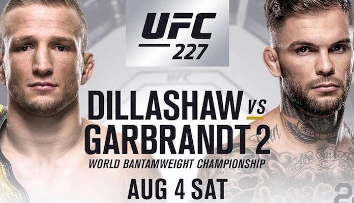 Ufc 227 Live Streaming Free Watch Dillashaw Vs Garbrandt 2 Fight Online Ufc Ufc Live Ufc Live Stream