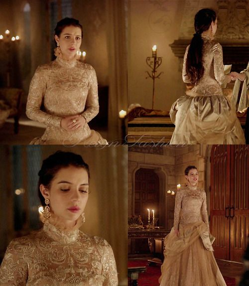 Reign Fashion... maybe i should watch this show... i love period dramas