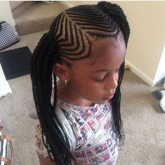 Nigerian Children Hairstyles 50 Best Kid Cornrow Styles Images On Pinterest  African Hairstyles