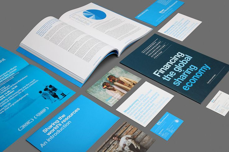 Share the World's Resources | Studio Blackburn