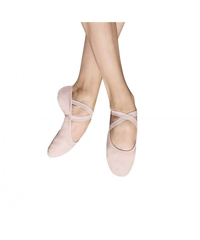 Bloch Dance Girls Belle Ballet Shoe 11.5 C US Little Kid Pink