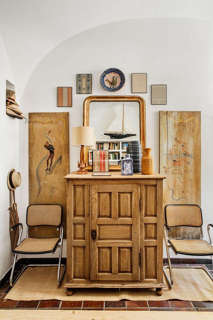 17 mejores ideas sobre espejos recibidor en pinterest - Sillas para recibidor ...