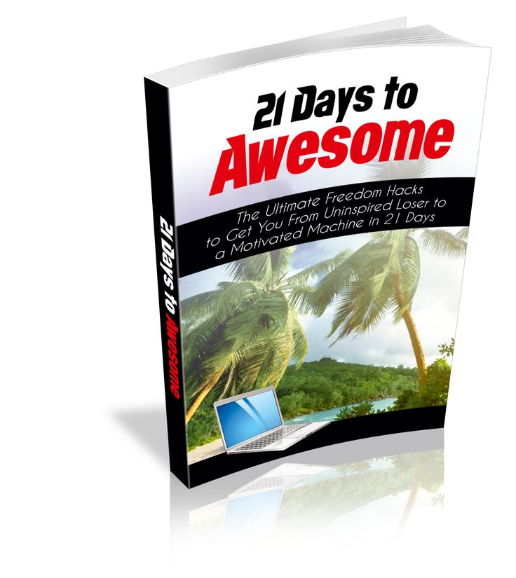 Want a 21 day plan to start your first side business, have more adventures and start living the laptop lifestyle? Get my '21 Days to Awesome Cheat Sheet' for FREE by clicking the image above :)