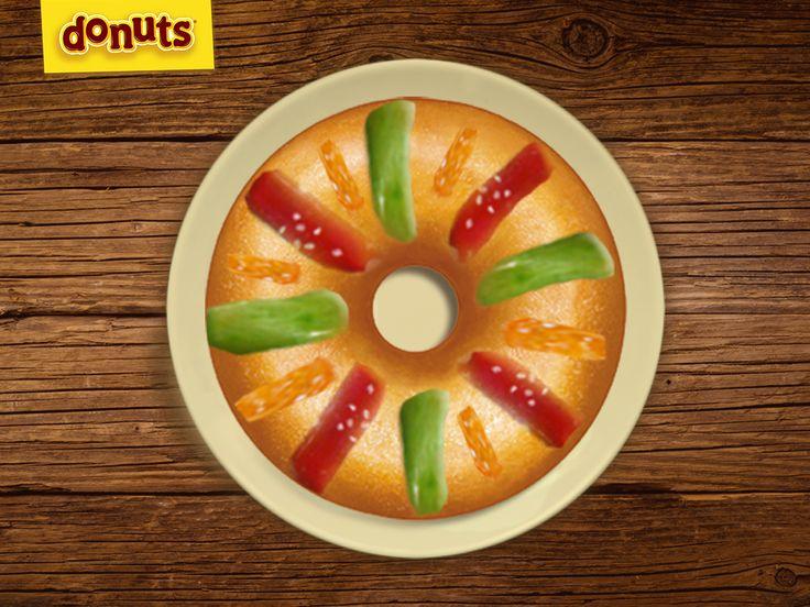 Hoje também é dia de Donuts :-)