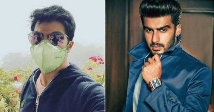 Many Bollywood celebs are in the city for their respective work commitments here is what Celebrities take on Delhi Pollution.