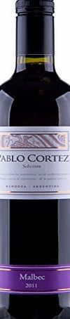 Pablo Cortez Argentinian Malbec Red Wine 75cl (Case of 12) Tasting notes - Concentrated aromatic plums and redcurrants with hints of vanilla essence and cigar box. Blue and blackberry fruit dominates the nose with blackberry and apple crumble on the palate. W http://www.comparestoreprices.co.uk/december-2016-week-1-b/pablo-cortez-argentinian-malbec-red-wine-75cl-case-of-12-.asp
