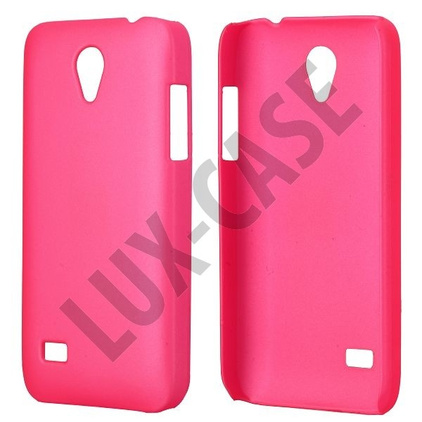 Hard Shell (Hot Pink) Huawei Ascend G330D Cover