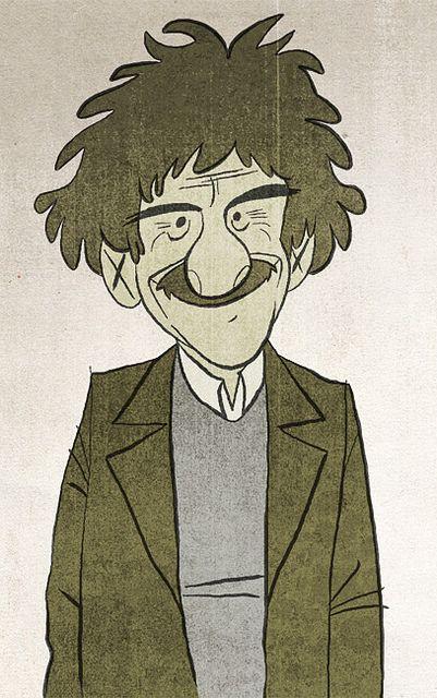 Vonnegut <3: Austin Bas Illustrations, Chapman Kurt, Jared Chapman, Vonnegut Rel Art, Heart Artworks, Vonnegutrel Art, Kurt Vonnegut, Heart Vonnegut, Meaning Art