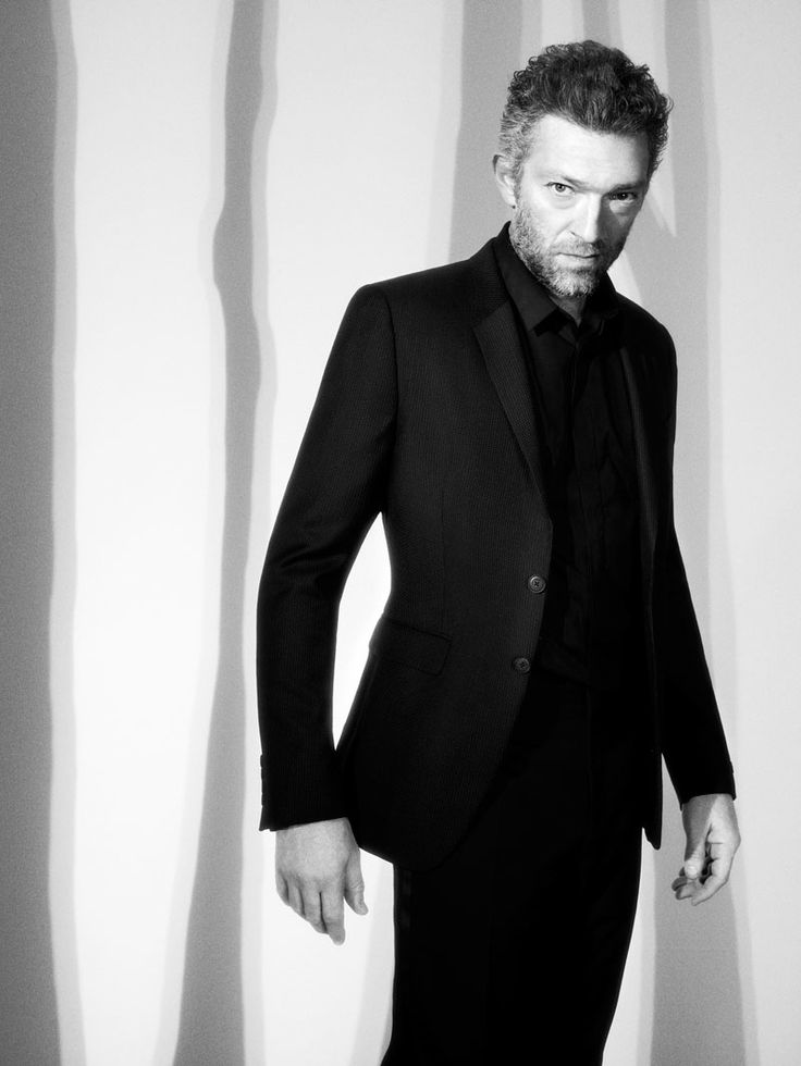 Beauty and the Beast Star Vincent Cassel for L'Express Styles