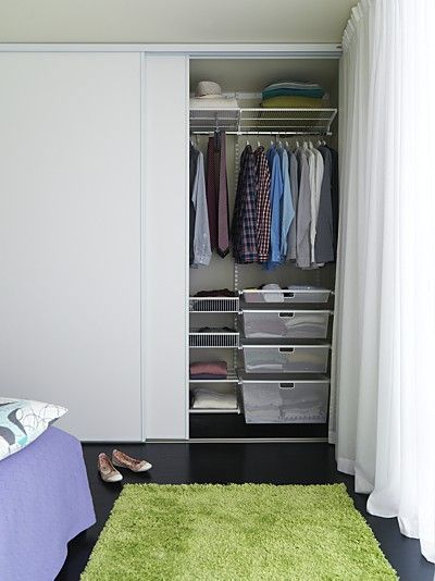 garderob lösning