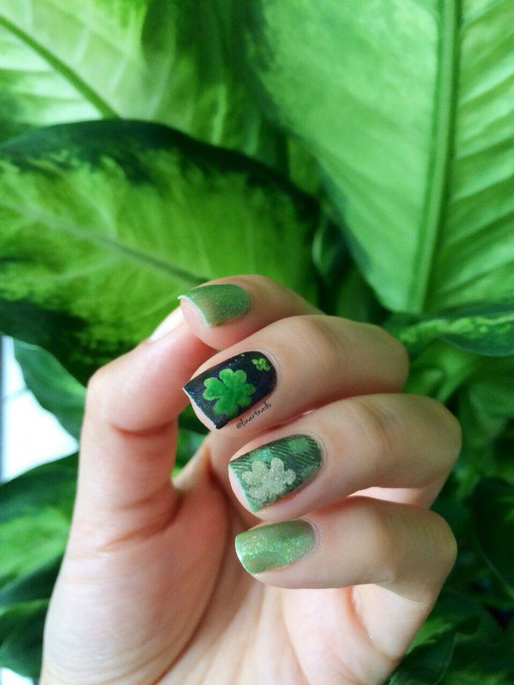 Mejores 7 imágenes de Nail stamping en Pinterest   Estampado de uñas ...
