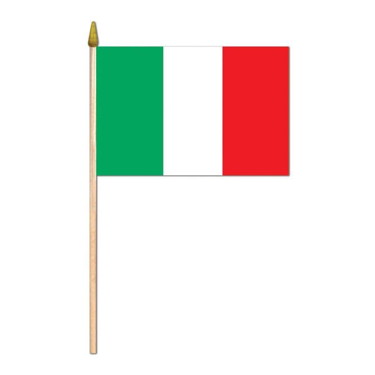 Italian Flag Rayon (12ct)