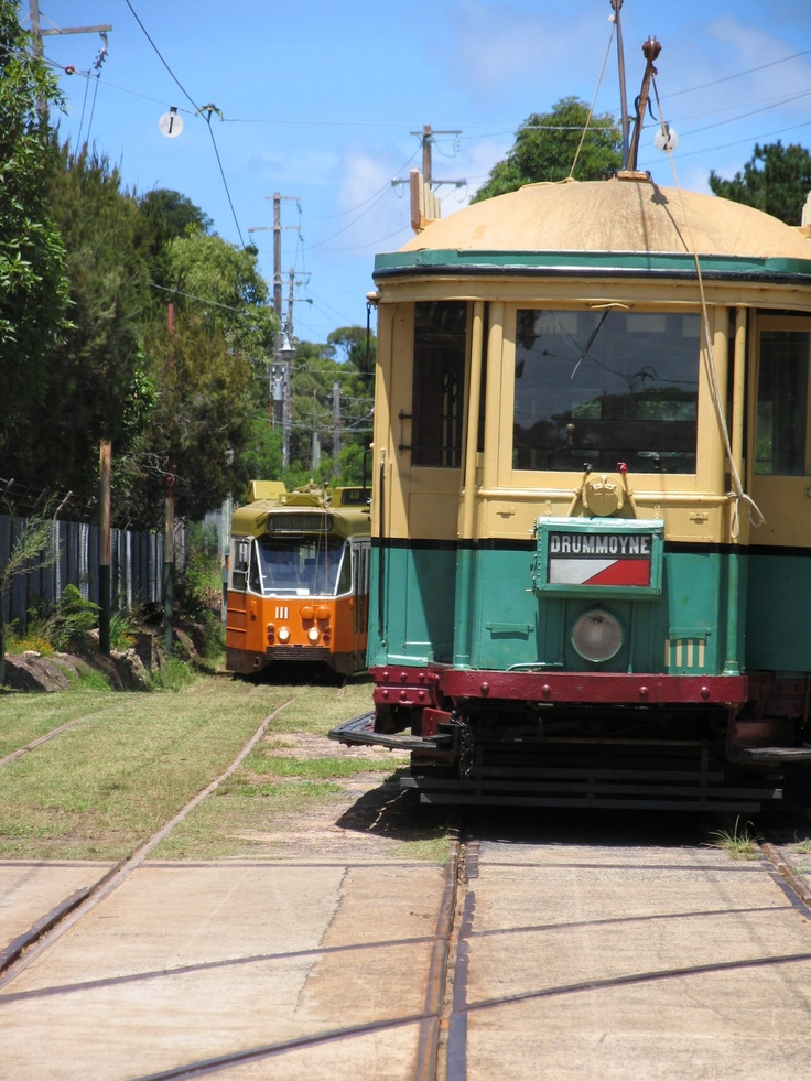 Take a step back in time and go for a tram ride. Departing from Sydney Tramway Museum at Loftus