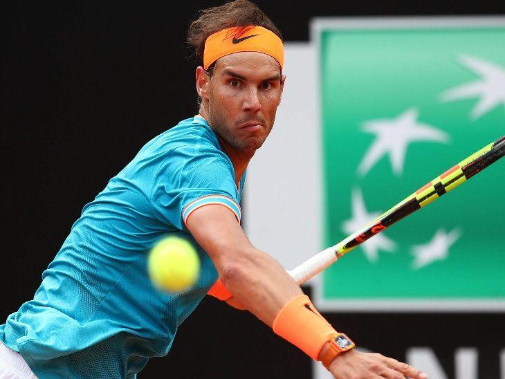 Rafael Nadal Defeated Djokovic 26th Time Grabs Italian Open Title Fernando Verdasco Streaming Juan Martin Del Potro