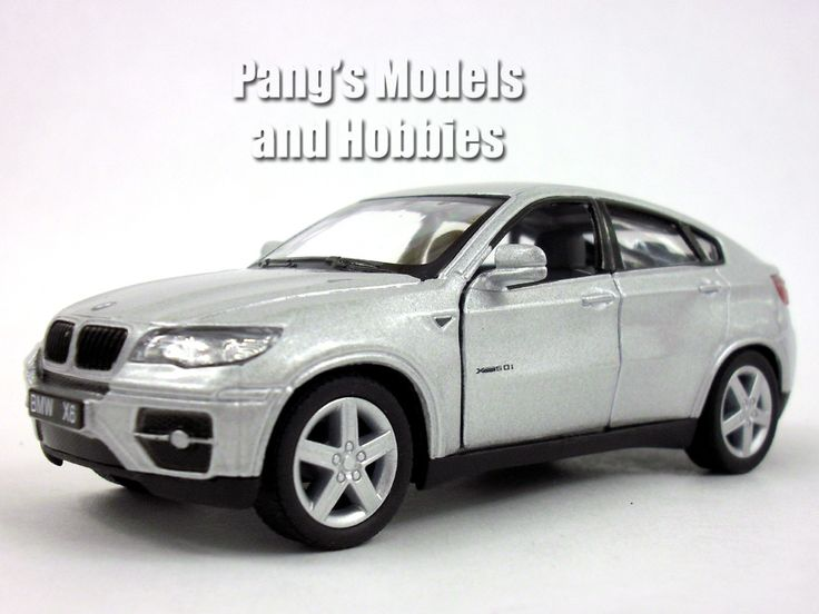 BMW X6 1/38 Scale Diecast Metal Model by Kinsmart