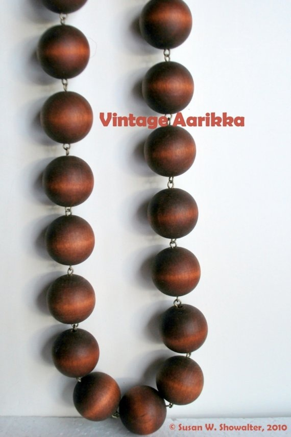 Extremely Rare 1960s Modernist Aarikka Vintage by PeaceDoveJewelry