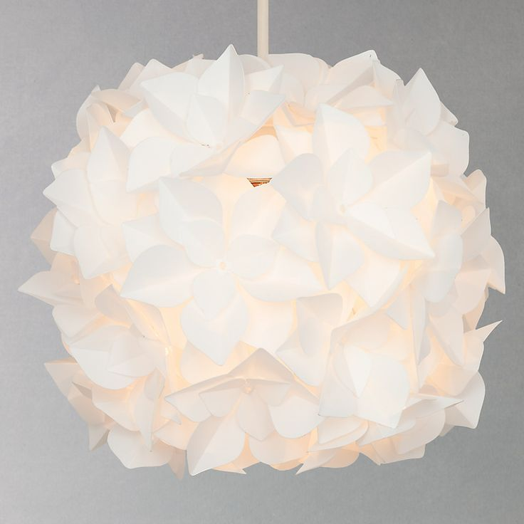 17 best lights images on pinterest lamp shades light covers and john lewis lotus flower lampshade aloadofball Choice Image