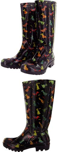 Dogs Galore Ultralite Rain Boots™ at The Animal Rescue Site