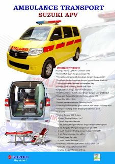 Ambulans & Ambulance: Supplier Ambulance di Indonesia