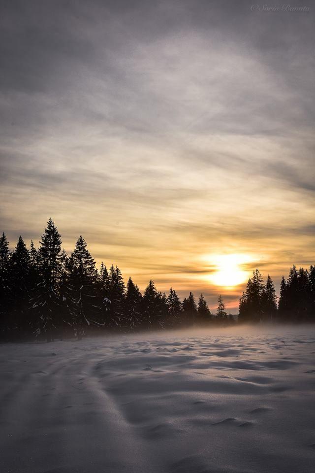 Vă dorim o seară frumoasă Foto: Sorin Bănuță #romaniaazi #romania #soare #peisaj #munte #muntiiromaniei