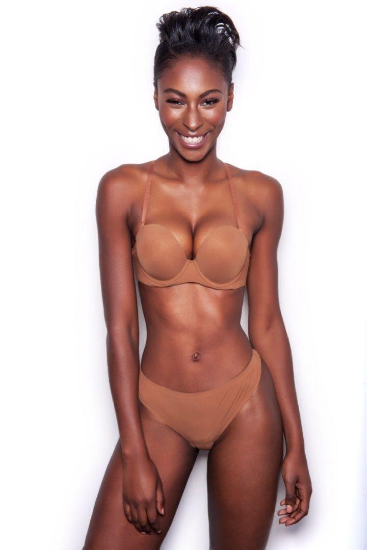dark skinned black girls nude