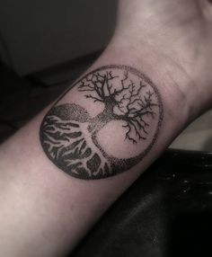 yggdrasil tattoo - Google Search                                                                                                                                                      More