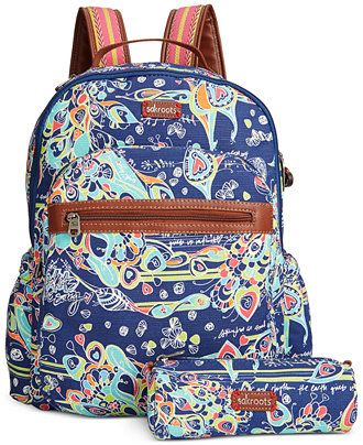 sakroots Artist Circle Classic Backpack - Handbags & Accessories - Macy's