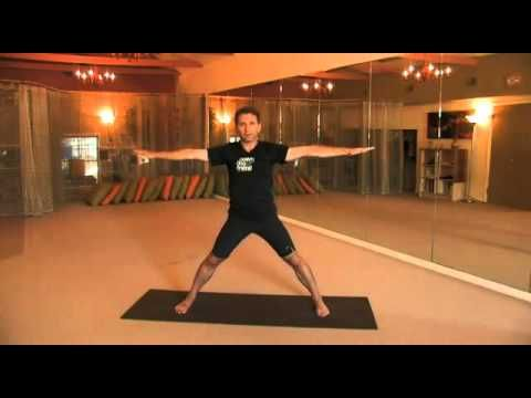 Yoga for Better Posture by Chaz of Yogamazing.com This was the perfect class for me!